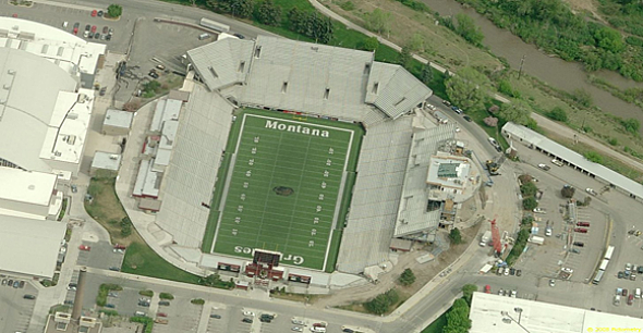 washington grizzly stadium seating chart: The 5 best things about the griz home opener