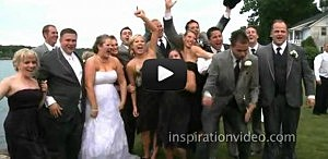 Wedding Goes Splash