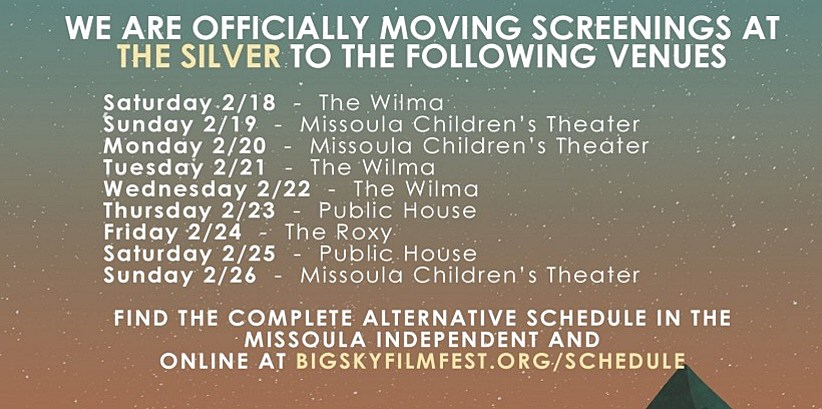 Big Sky Documentary Film Festival