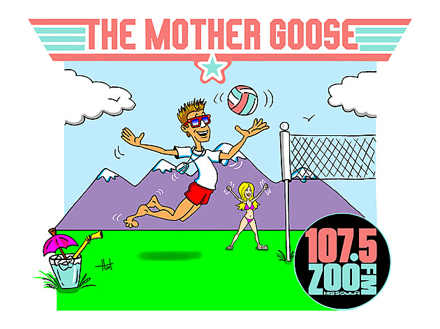 The Mother Goose - Bill Hunt
