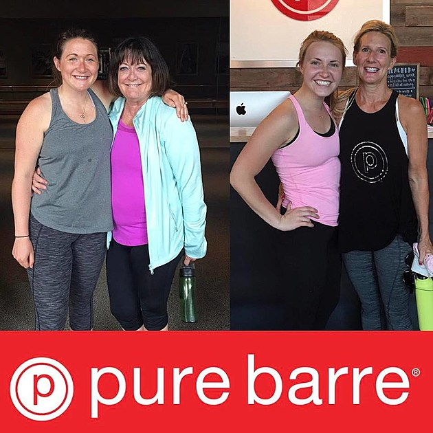 ALL WEEKEND Pure Barre Missoula is offering up free classes for mother/daughter pairs! Daughters must be 16+