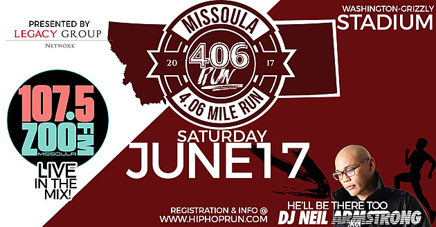 406 Run - Missoula Zoo FM