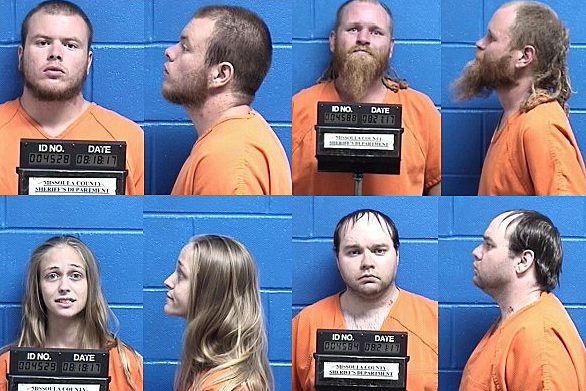 Photos Courtesy of Missoula Jail